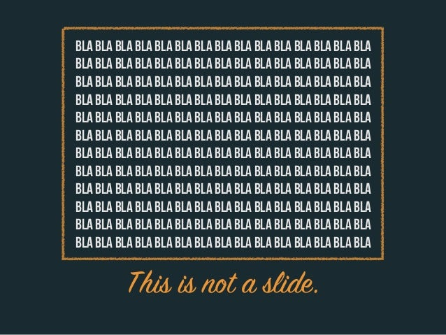 It's a slidument ! BLA BLA BLA BLA BLA BLA BLA BLA BLA BLA BLA BLA BLA BLA BLA BLA BLA BLA BLA BLA BLA BLA BLA BLA BLA BLA...