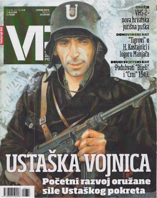 Vojna povijest br 27 - Jure Francetić