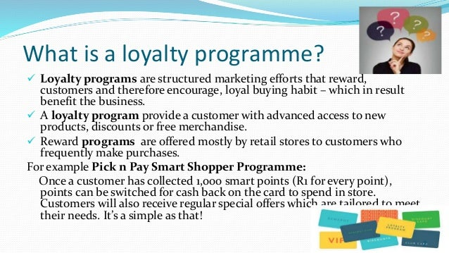 What are the Different Types of Loyalty Programs