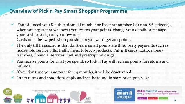 Pick n pay marketing strategy