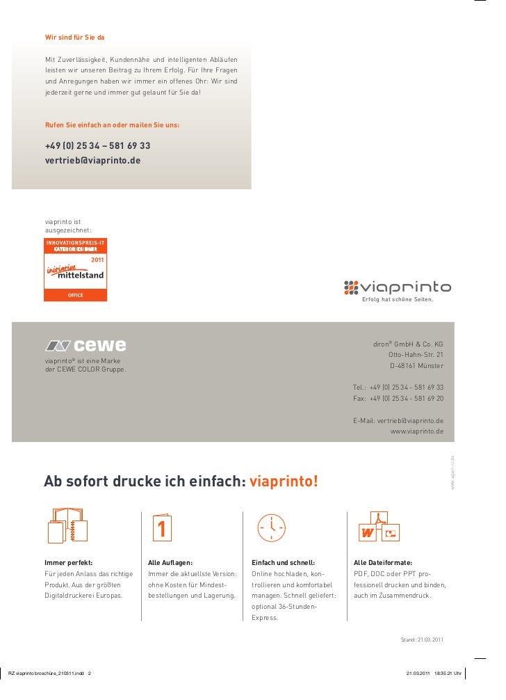 Wir sind für Sie daMit Zuverlässigkeit, Kundennähe und intelligenten Abläufenleisten wir unseren Beitrag zu Ihrem Erfolg. ...