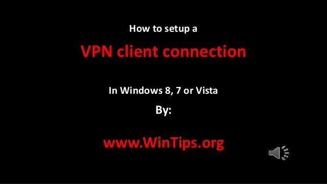 how to install cisco anyconnect vpn client on windows 8