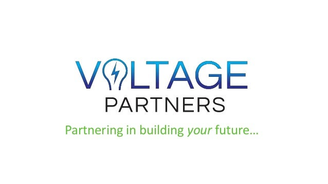Partnering in building your future…