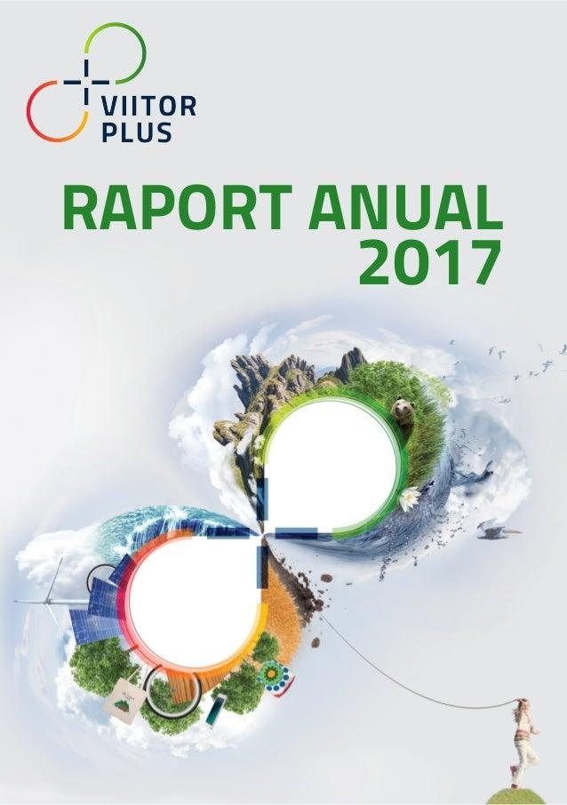 RAPORT ANUAL 2017