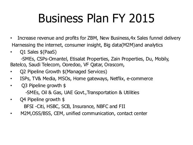 Vp sales business plan ver1.1
