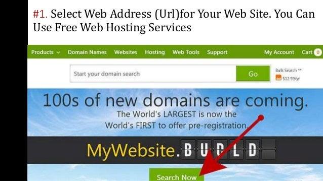 Steps To Get VPS Hosting For Your Website Slide 2