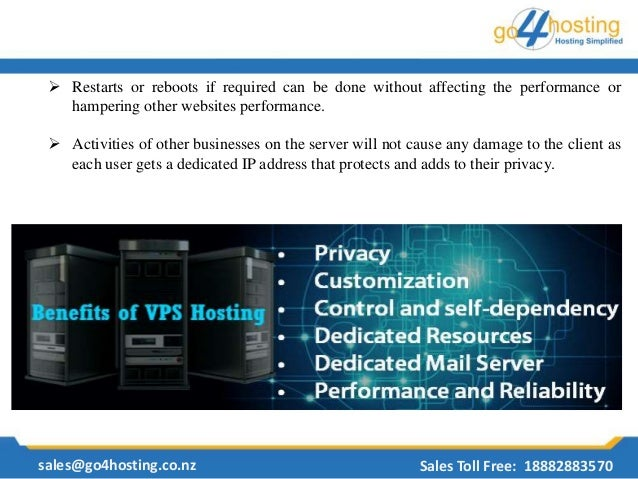 VPS server hosting features that are beneficial to businesses