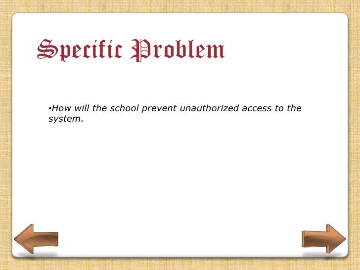 Specific Problem •How to verify all their alumni registrants.