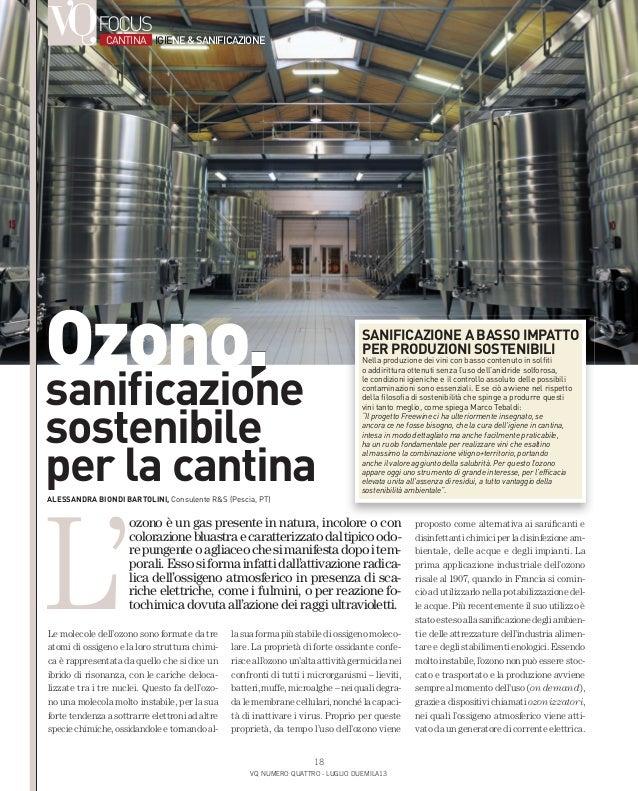 vino che risale ozono