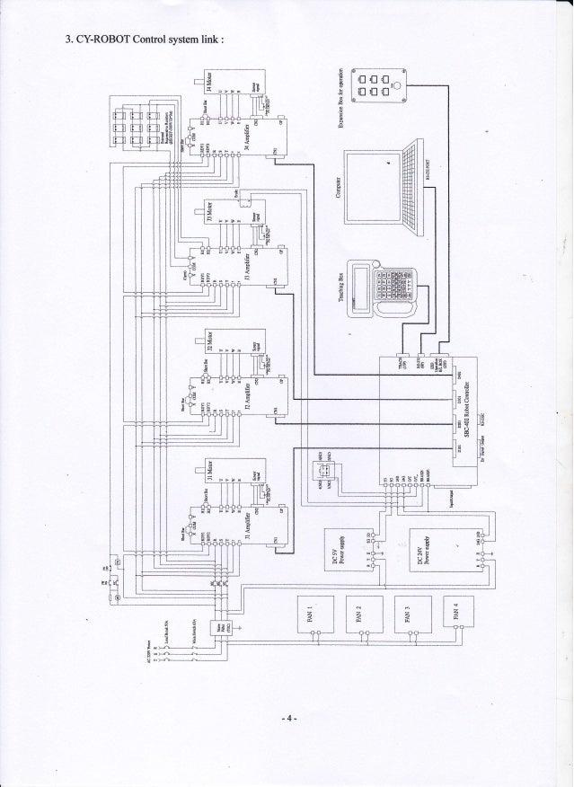 Vr 4100 robot manual