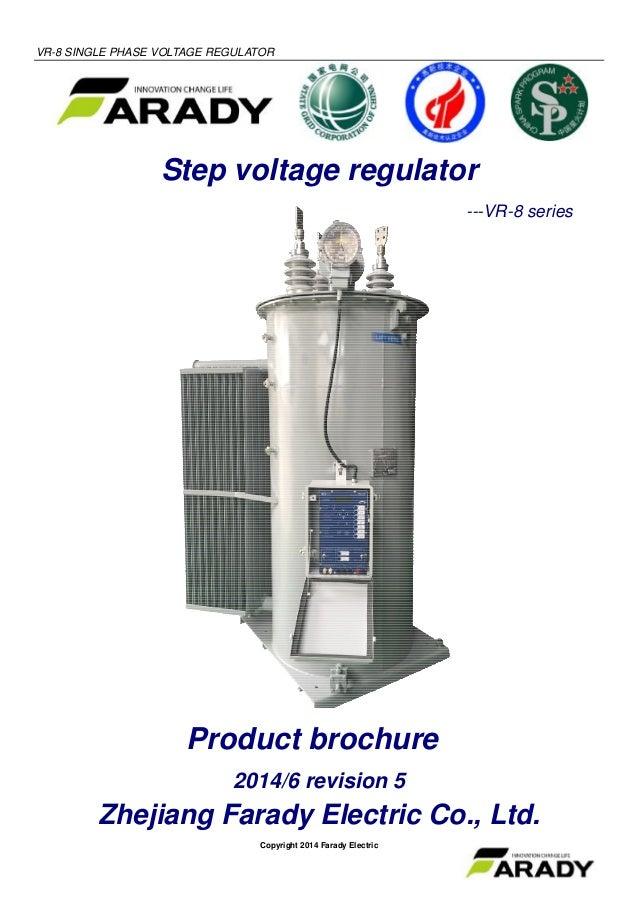 VR-35 Voltage Regulator Standard VR-35