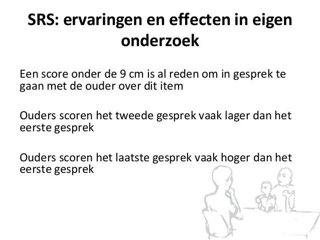 Diagnostisch instrument Social Responsiveness Scale SRS