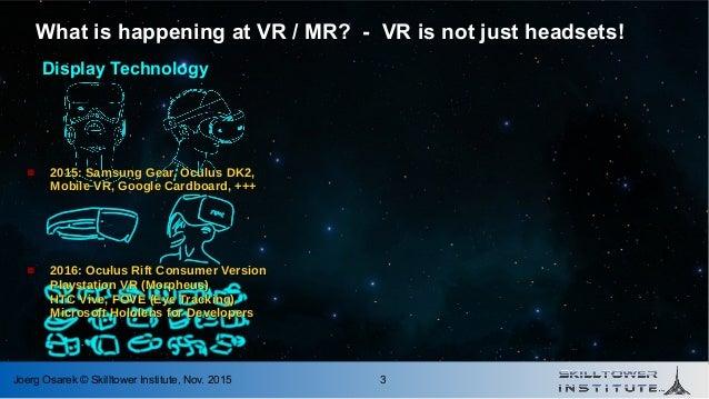 Virtual Reality Analytics Slide 3
