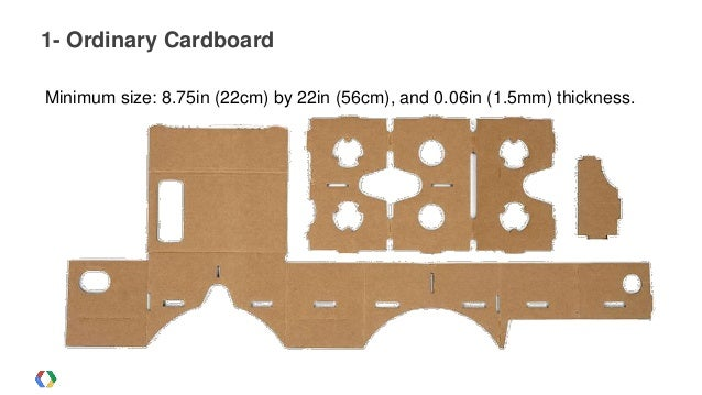 Vr And Google Cardboard