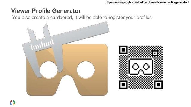 vr and google cardboard
