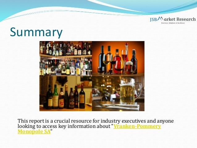 """Summary This report is a crucial resource for industry executives and anyone looking to access key information about """"Vran..."""