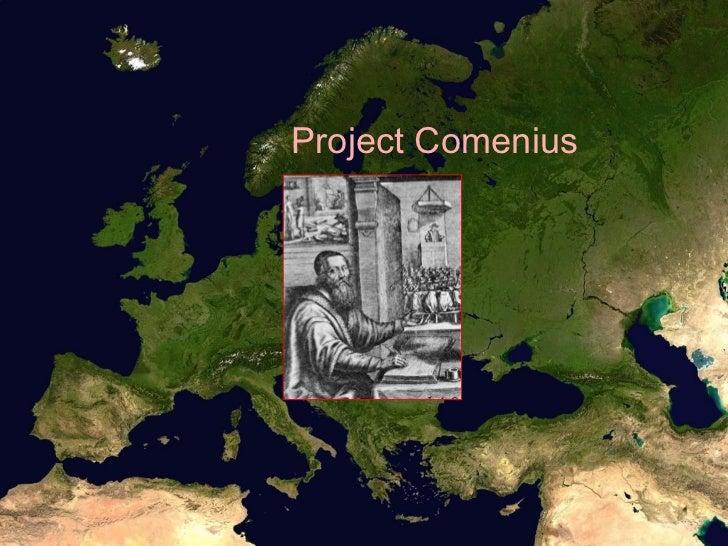 Project ComeniusДобре дошли ![Име на фирма]