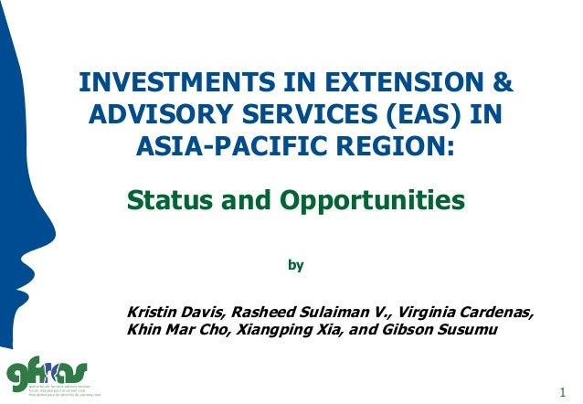 Asian pacific advisory