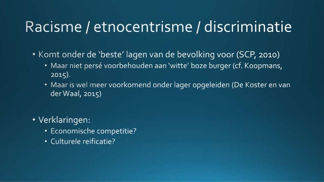 Vrijheidslezing Vrijheid en Racisme Slide 2