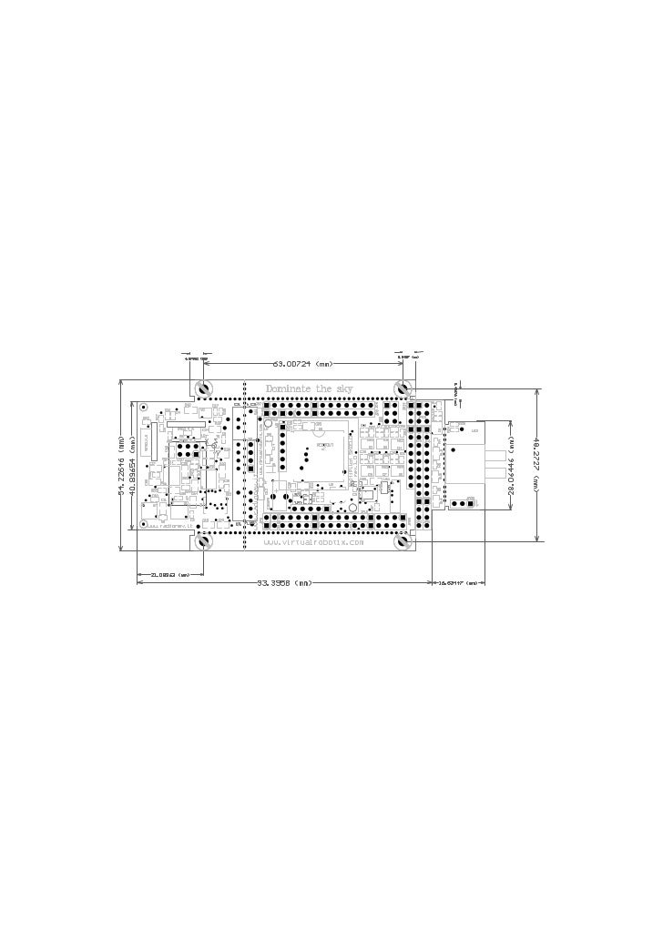 VR Imu Layout and Connector Name and Placment