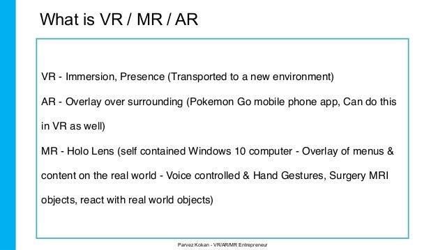 VR Market, Innovation opportunities & Use Cases  Slide 3