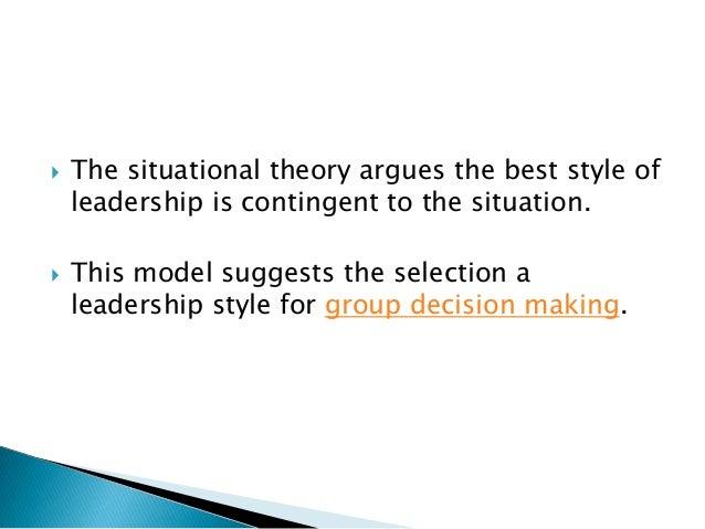 vroom yetton model of leadership