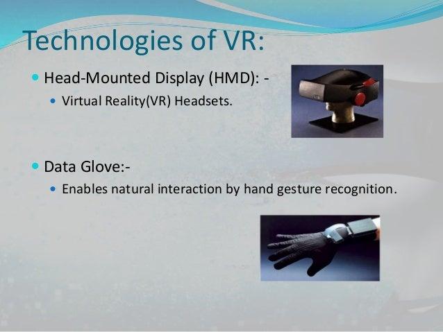 Virtual Reality Presentation Slide 3
