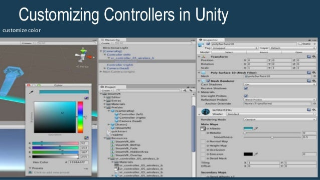 Developing for Room-Scale VR Using Unity3d