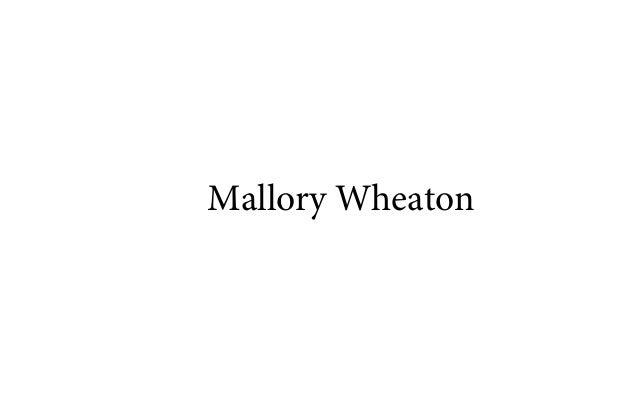 Mallory Wheaton