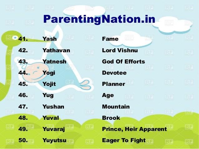 Vrushik Rashi Baby Boy Names With Meanings
