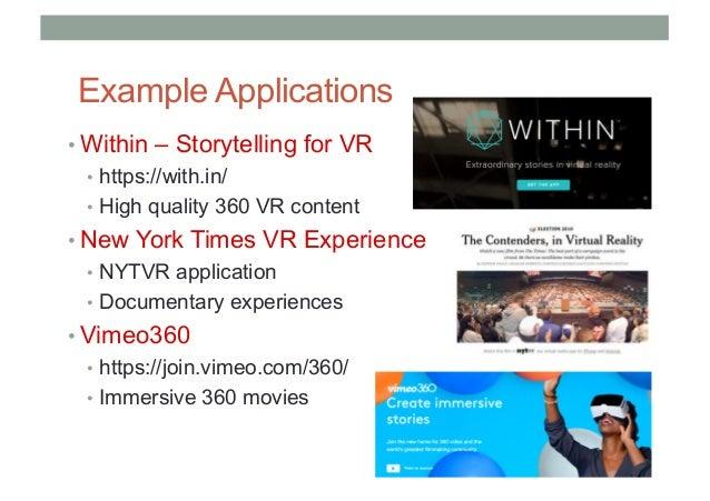 Easy Virtual Reality