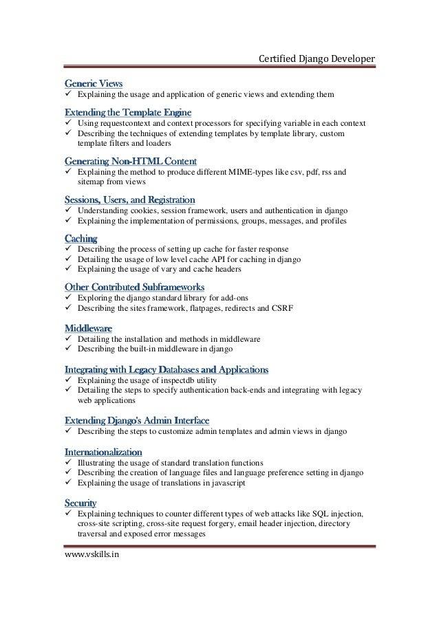 best django developer resume ideas simple resume office