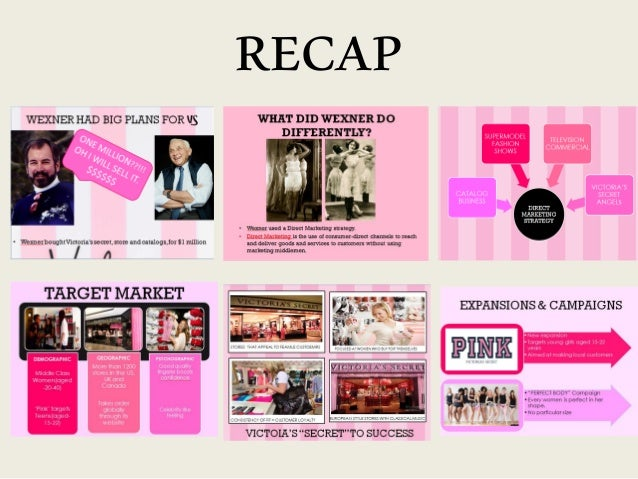 victoria secret case study Case study: victoria's secret pink keeping the brand hot when most  people think of victoria's secret, they think of lingerie indeed, the limited brands .