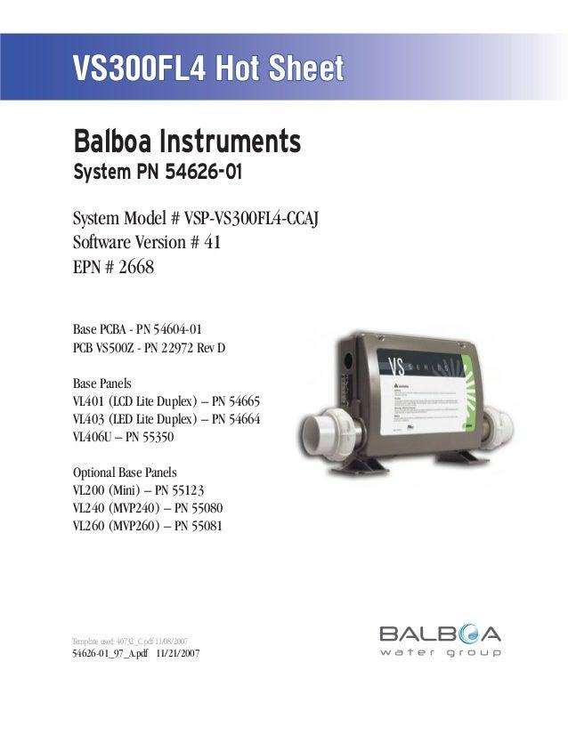 vs 300 fl4 manual 1 638?cb=1354648777 vs 300 fl4 manual balboa instruments wiring diagram at soozxer.org