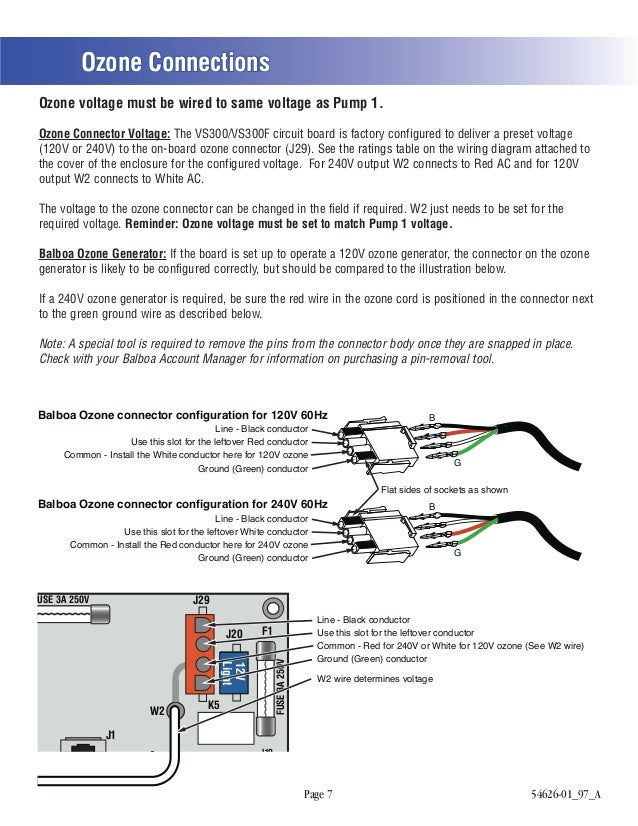 Magnificent Balboa Hot Tub Wiring Diagrams Photos - Electrical ...