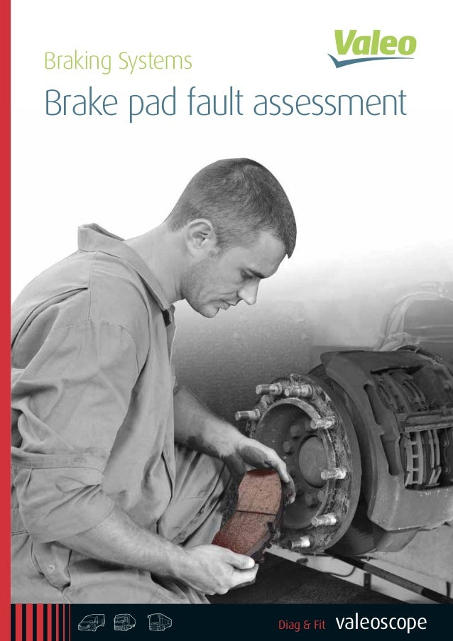 Braking Systems valeoscope Brake pad fault assessment Diag & Fith l n 957100 - VS - Truck Braking Systems - Brake Pad Faul...