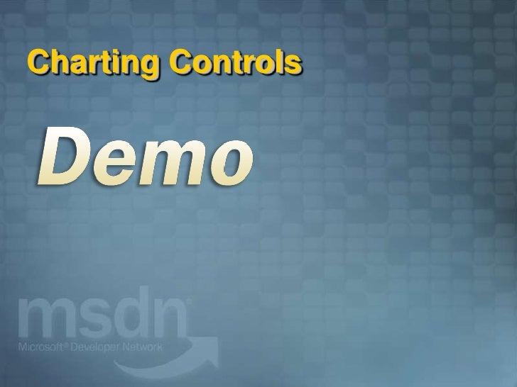 Charting Controls