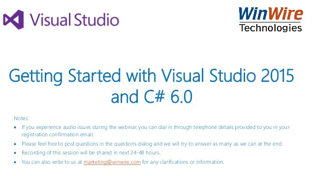 visual studio 60