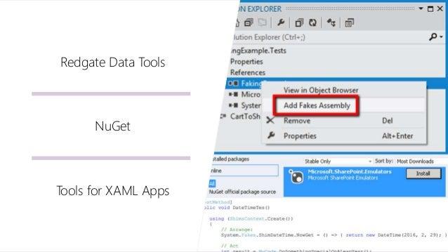 Visual Studio 2017 Release Notes