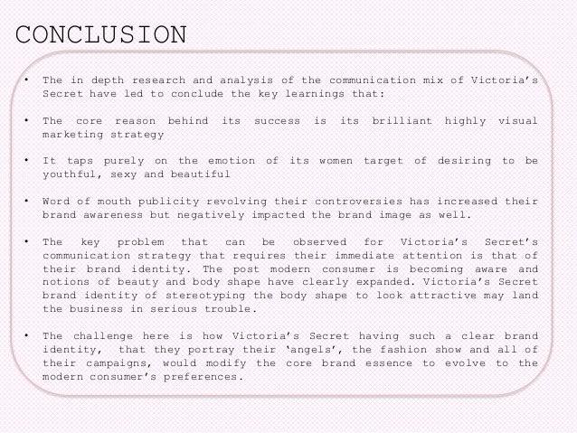 cfee783c8d5c Victoria's Secret- Communication Strategies Analysis