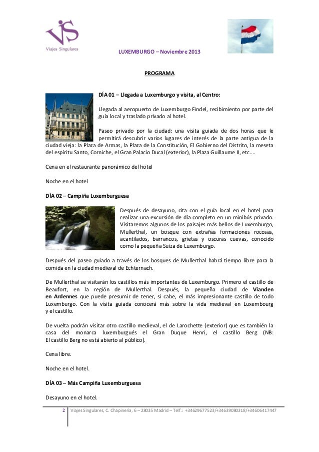 Vs luxemburgo noviembre 2013 bp (2) Slide 2