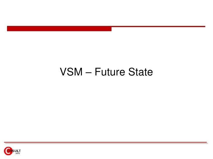 Current & Future State
