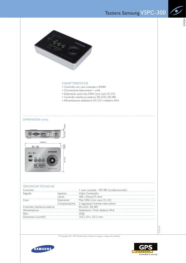 Tastiera Samsung VSPC-300                                                                                                 ...