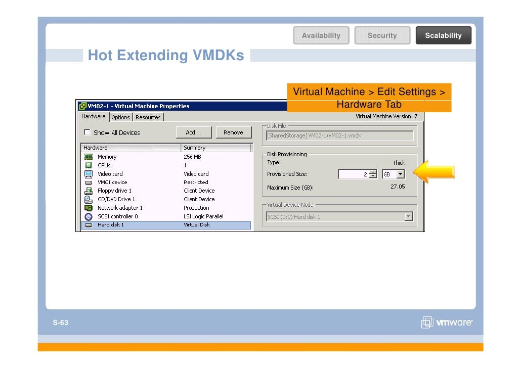 Vmware vmci bus device is missing a