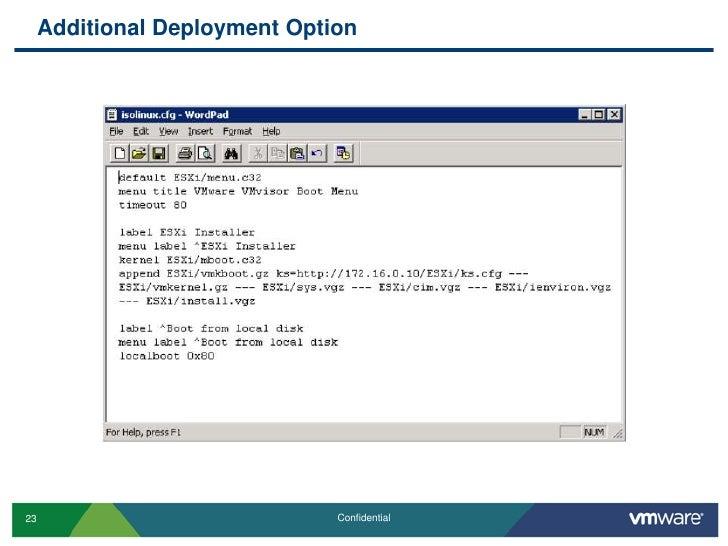 VMware vSphere 4 1 deep dive - part 1