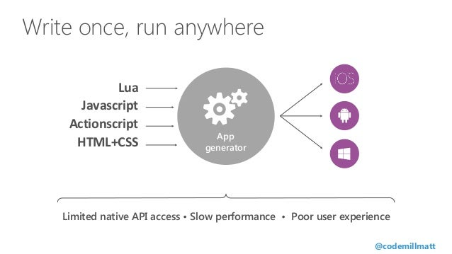 Going Mobile with C#, Visual Studio, and Xamarin