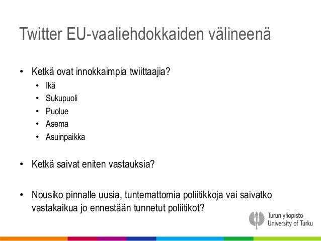 Twiittien politiikkaa23022015 Slide 2
