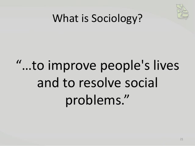Sociology Applied in Transportation Planning Spring 2014