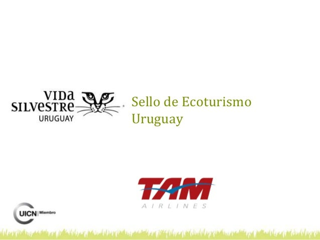 Sello de Ecoturismo Uruguay