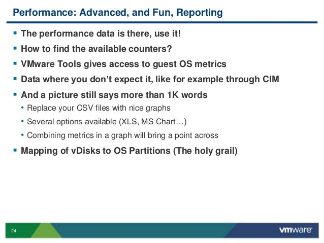 VMworld 2013: PowerCLI Best Practices - A Deep Dive